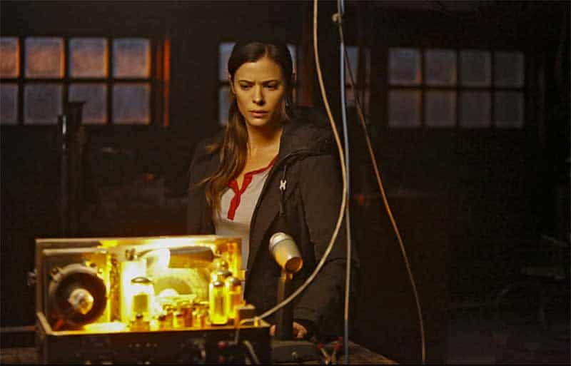 Peyton List in Frequency