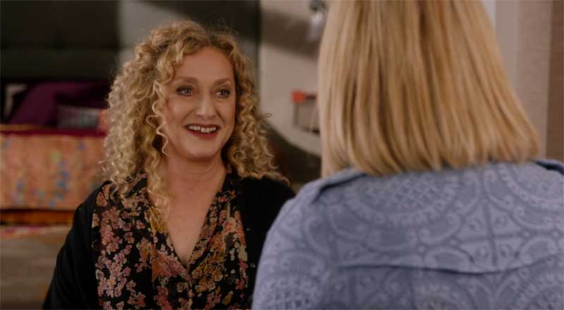 Carol Kane in Unbreakable Kimmy Schmidt