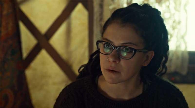 Tatiana Maslany as Cosima in Orphan Black