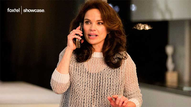 Sigrid Thornton in Wentworth season 5