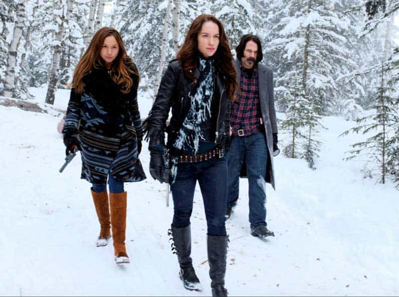 Wynonna Earp Season 2 Opened with Surprises