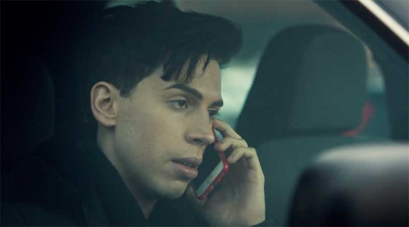 Jordan Gavaris in Orphan Black