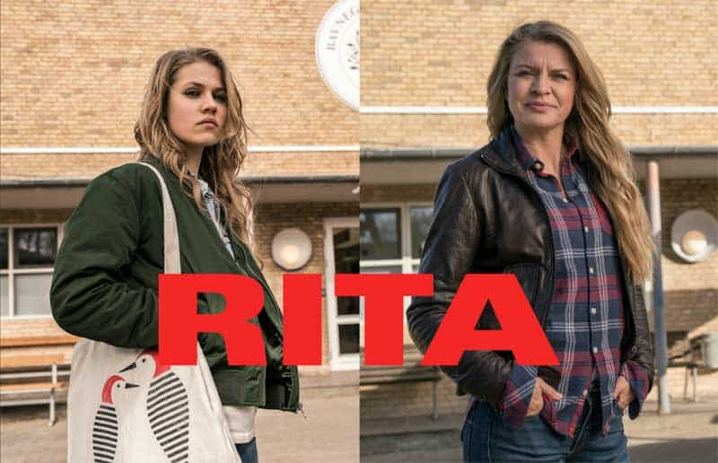 Photos and Plot Revelations about Season 4 of Rita