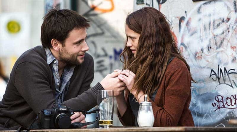 Max Riemelt and Teresa Palmer in Berlin Syndrome