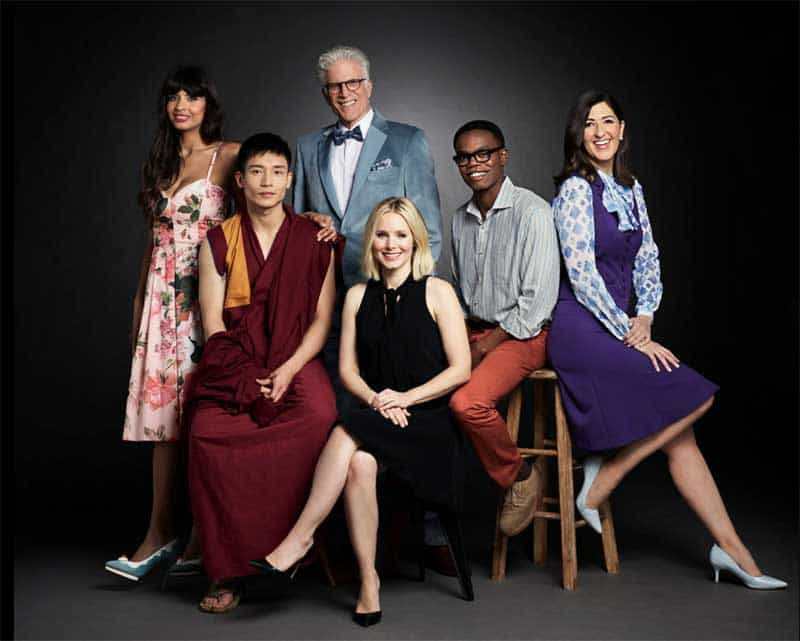 Review: Season 1 of The Good Place