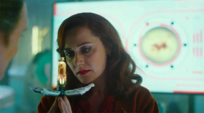 Sidse Babett Knudsen in Philip K. Dick's Electric Dreams