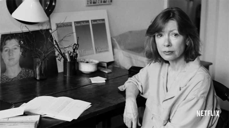 Review: Joan Didion: The Center Will Not Hold