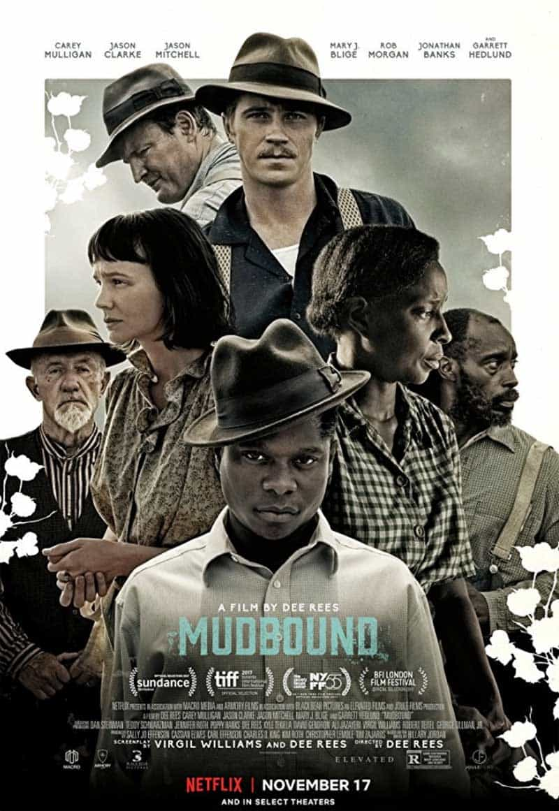 Poster for Mudbound