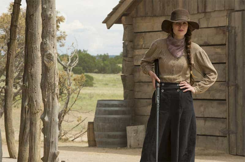 Michelle Dockery in Godless