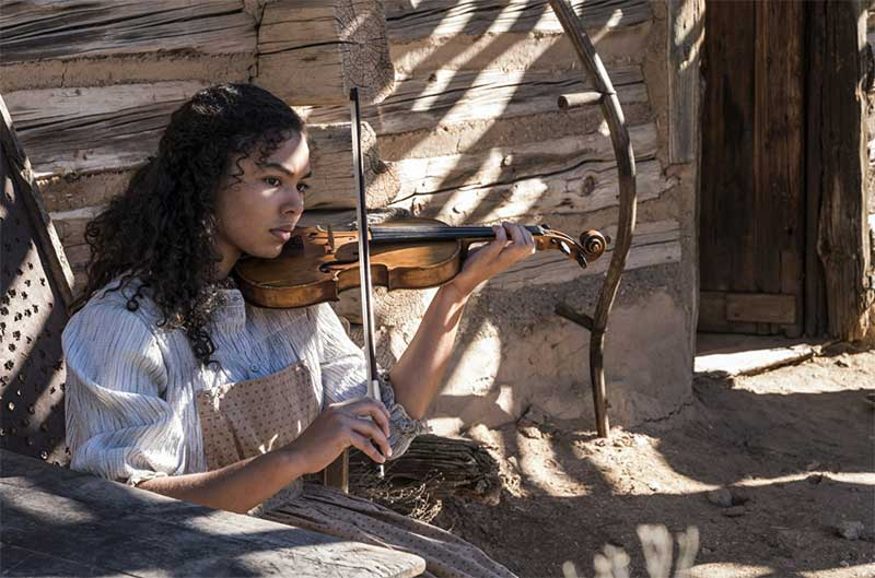 Jessica Sula in Godless