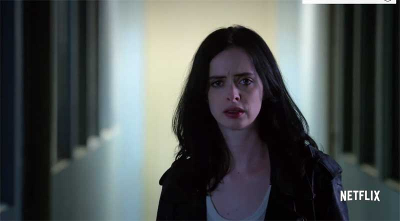 A Release Date and a bit of a Teaser for Marvel's Jessica Jones