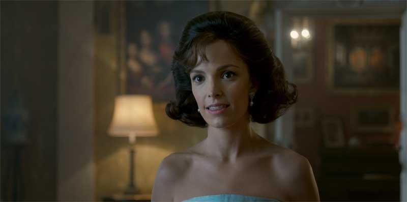 Jodi Balfour in The Crown