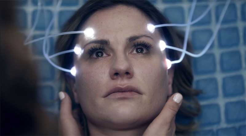 Anna Paquin in Philip K. Dick's Electric Dreams