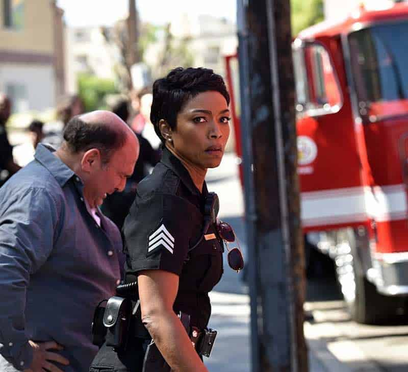 Angela Bassett in 9-1-1