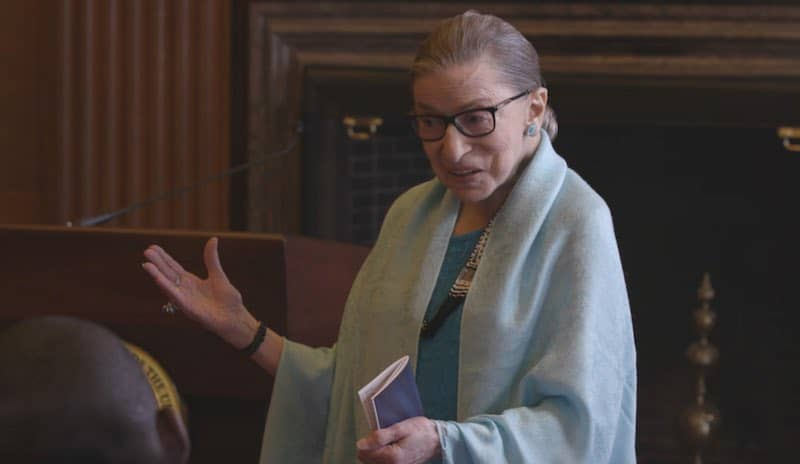 Two Documentaries to Watch For: RBG and Won't You Be My Neighbor