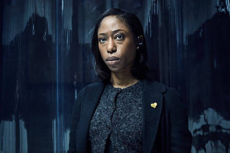 Nikki Amuka-Bird in Hard Sun