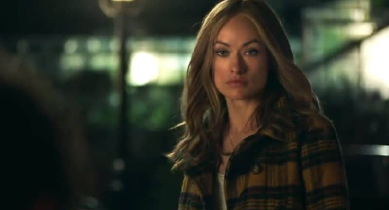 Olivia Wilde in Life Itself