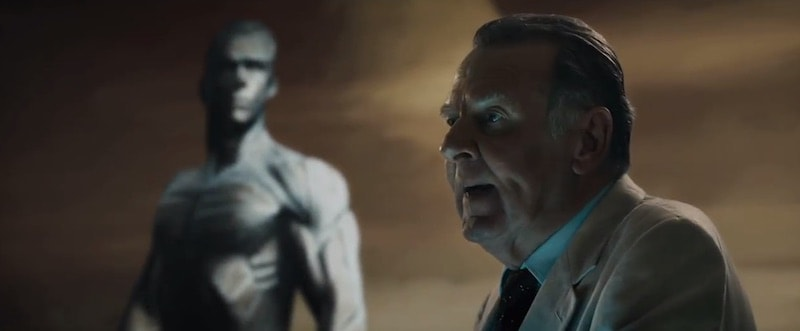 Tom Wilkinson in The Titan