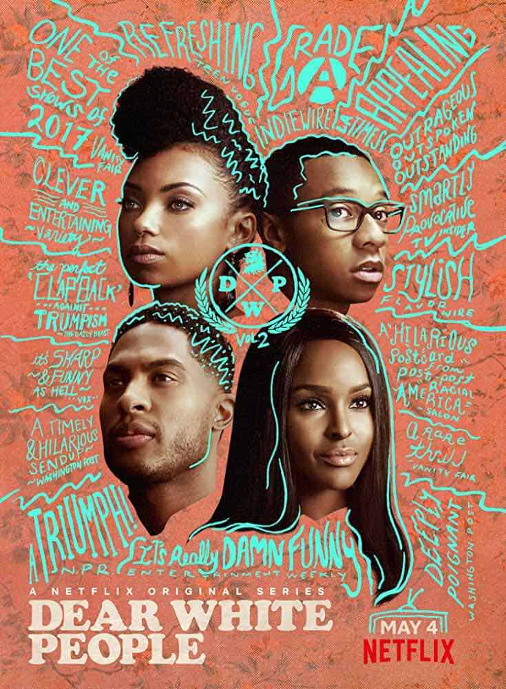 Watch This: Trailer for Dear White People Vol. 2
