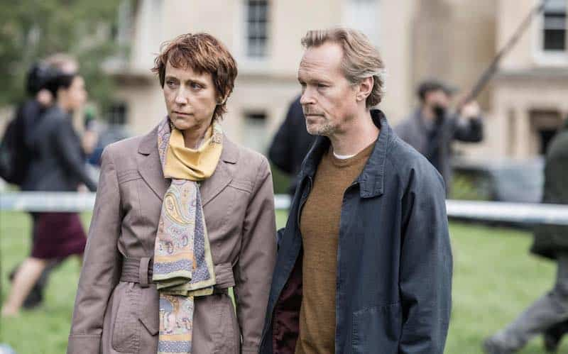 Lia Williams and Steven Mackintosh in Kiri