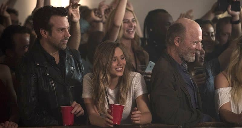 Ed Harris, Jason Sudeikis, and Elizabeth Olsen in Kodachrome
