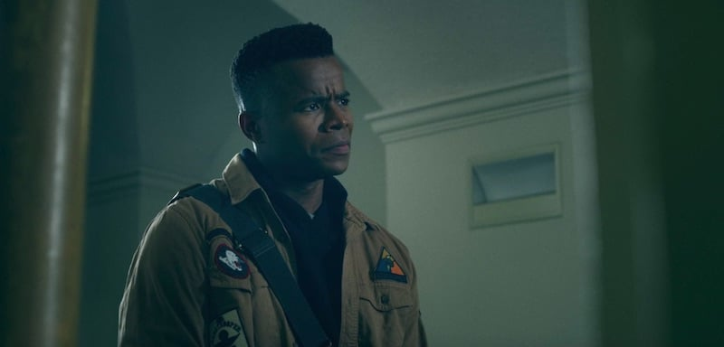 Marque Richardson in Dear White People