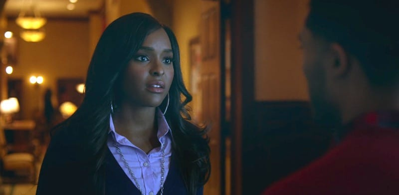 Antoinette Robertson in Dear White People