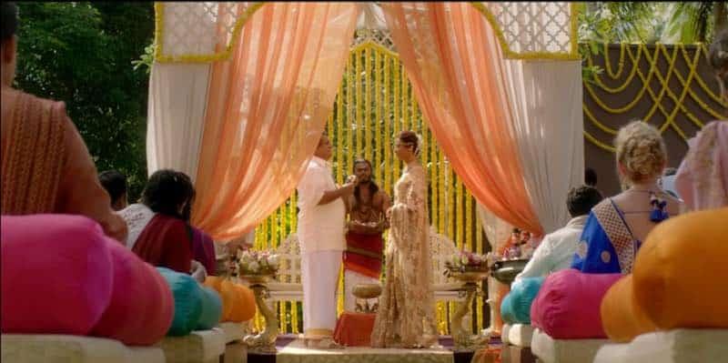 Darshan Jariwala and Achint Kaur in The Good Karma Hospital