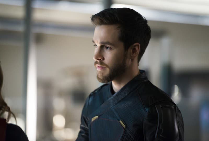 Chris Wood in Supergirl