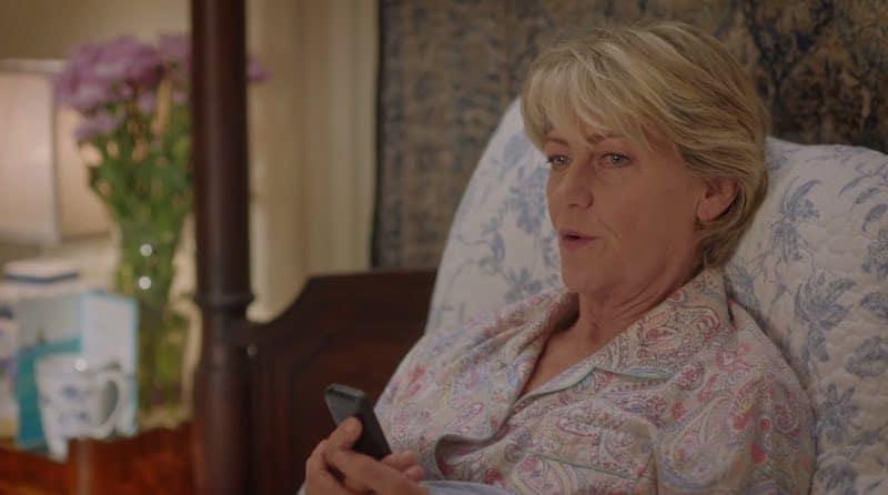 Tina Bursill in The Heart Guy (Doctor, Doctor)