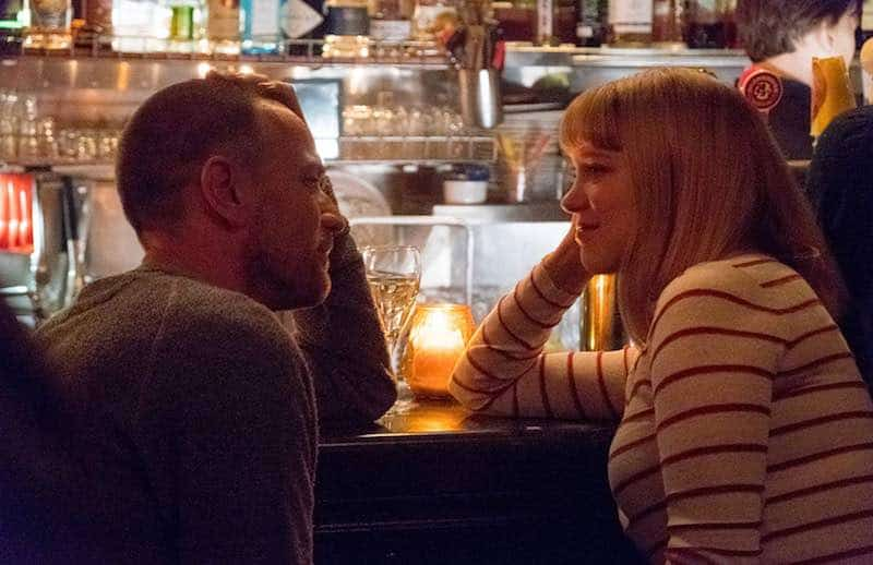 Ewan McGregor and Léa Seydoux in Zoe