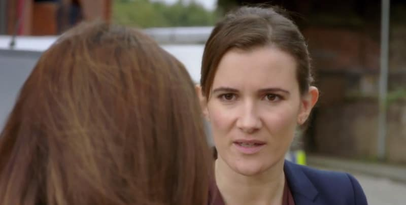 Sarah Solemani in No Offence
