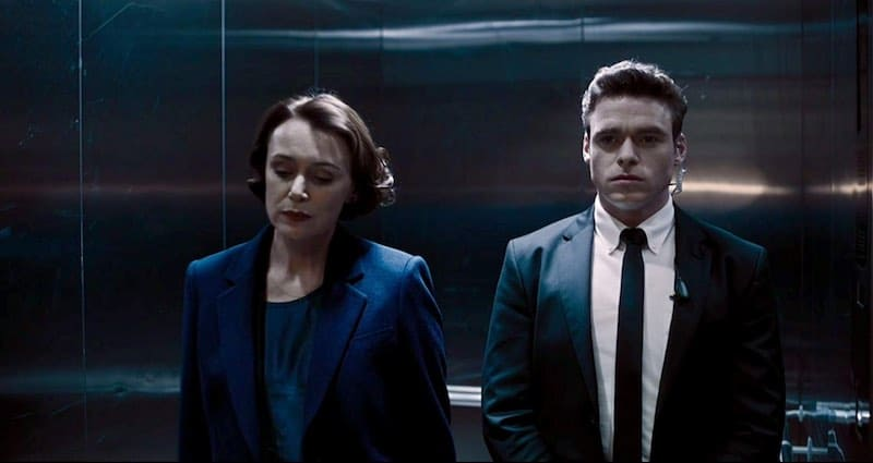 Watch This: Trailer for Bodyguard