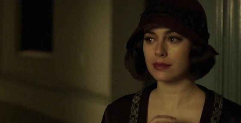 Blanca Suárez in Cable Girls (Las Chicas del Cable)