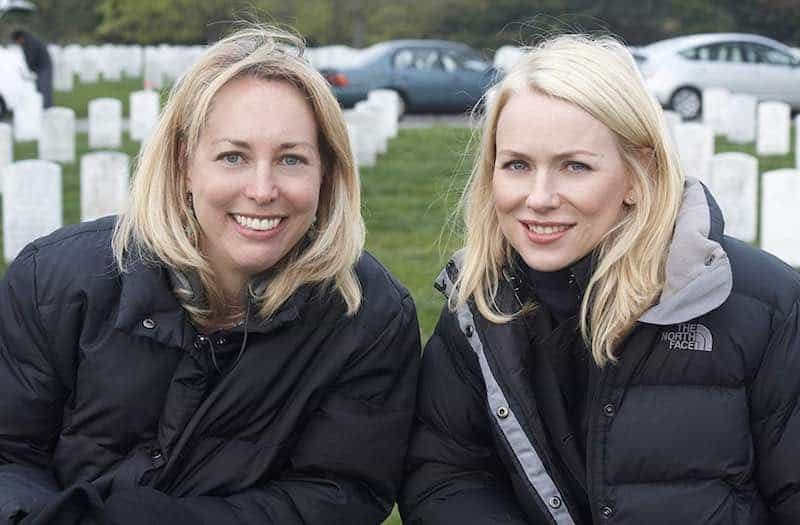 Valerie Plame Wilson and Naomi Watts in Fair Game