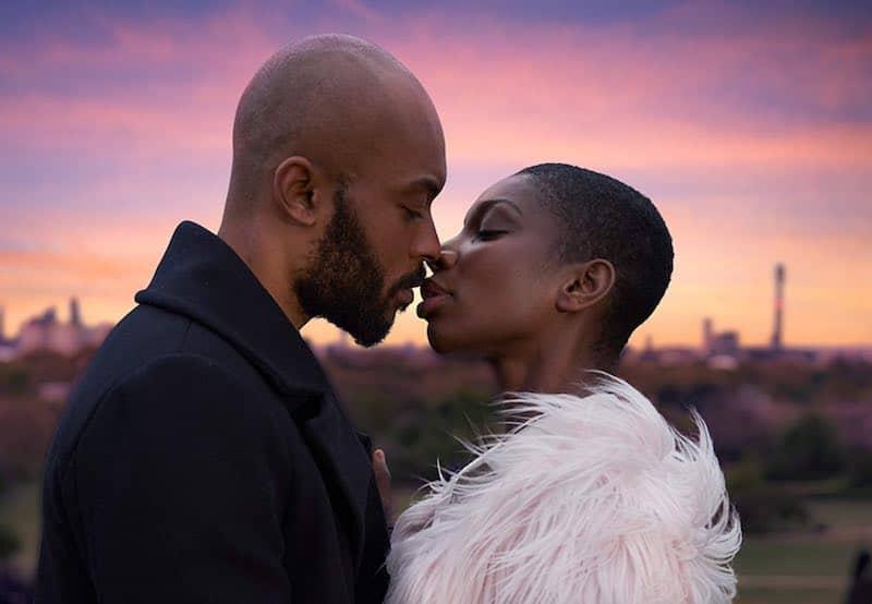 Arinzé Kene and Michaela Coel in Been So Long