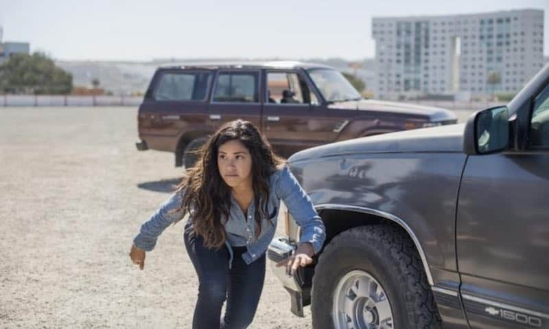 Gina Rodriguez in Miss Bala