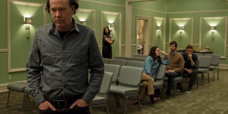 Timothy Hutton in The Haunting of Hill House.