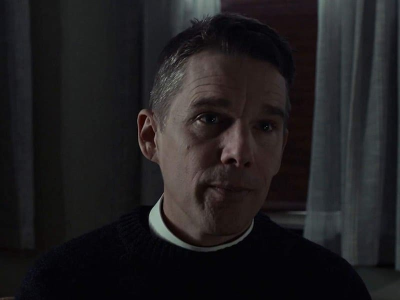 Ethan Hawke in First Reformed
