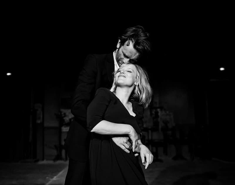Joanna Kulig and Tomasz Kot in Cold War