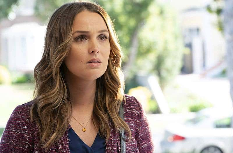 Camilla Luddington in Grey's Anatomy