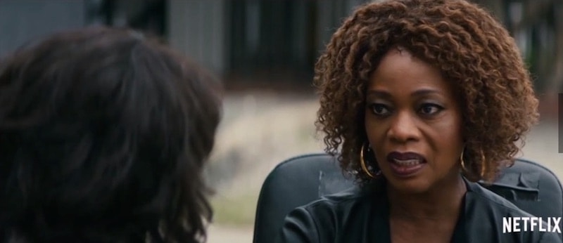 Alfre Woodard in Juanita