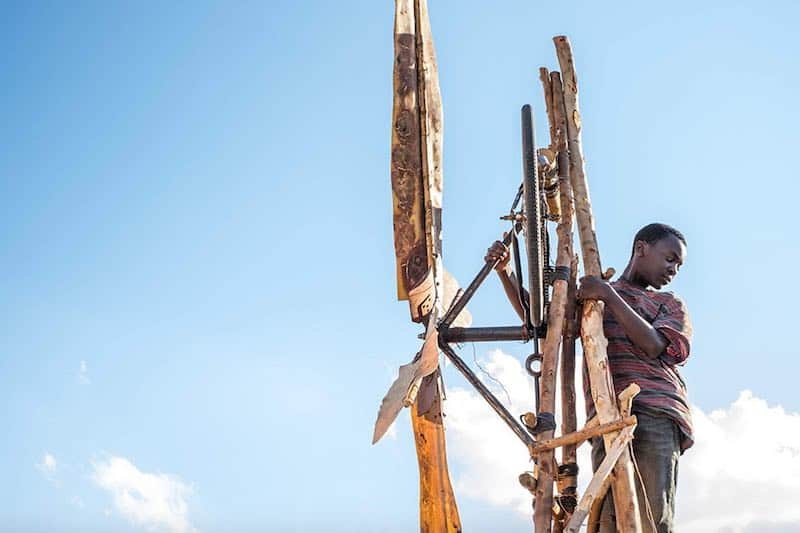 Maxwell Simba in The Boy Who Harnessed the Wind