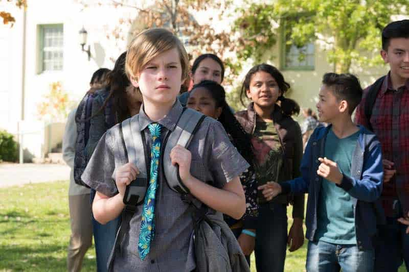Isaiah Stannard in Good Girls
