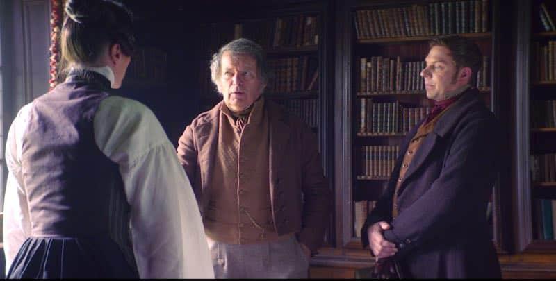 George Costigan and Joe Armstrong in Gentleman Jack