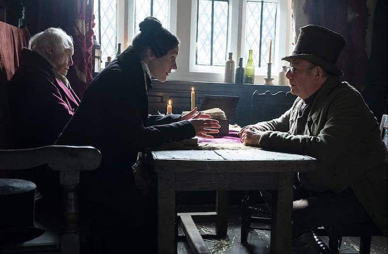 Timothy West and Suranne Jones in Gentleman Jack