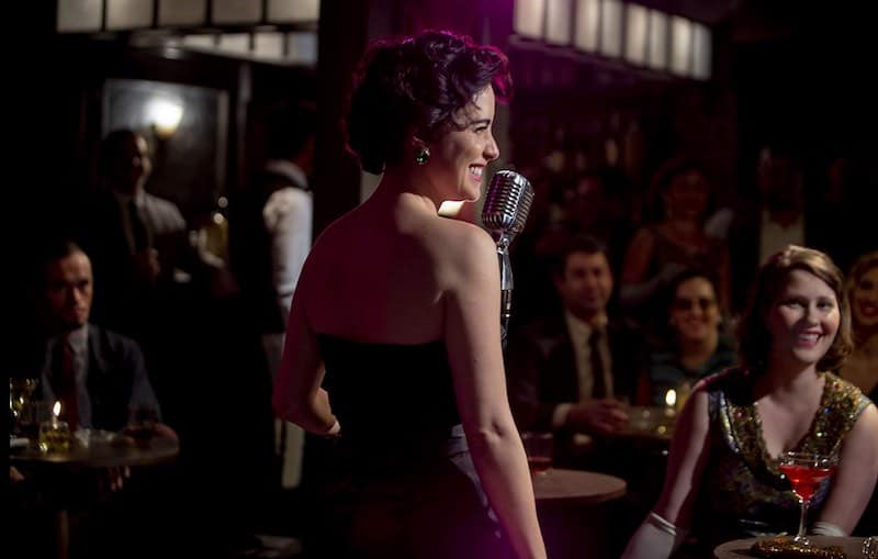 Fernanda Vasconcellos in Most Beautiful Thing (Coisa Mais Linda)