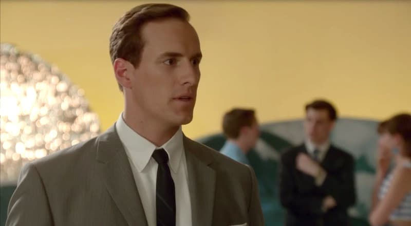 Joel Jackson in Ms Fisher's Modern Murder Mysteries