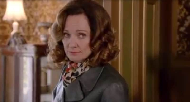 Catherine McClements in Ms Fisher's Modern Murder Mysteries