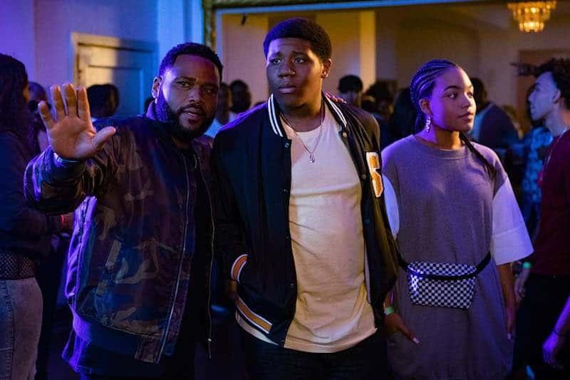 Anthony Anderson, Khalil Everage and Ashley Jackson in Beats